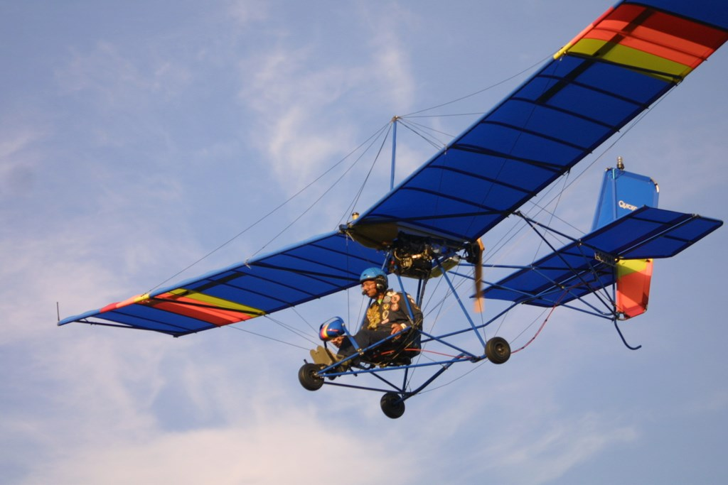 Superior Quicksilver MX Ultralight Aircraft Amazing Ideas