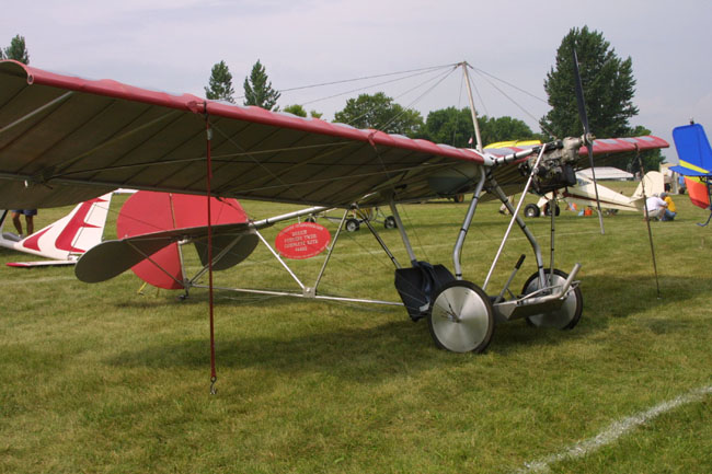 Two Place Ultralight Aircraft http://www.ultralightnews.com/airv98/