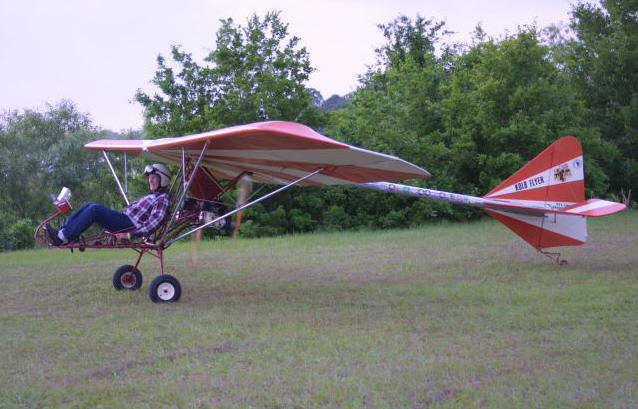 Kolb Flyer ultralight, ultra lite aircraft