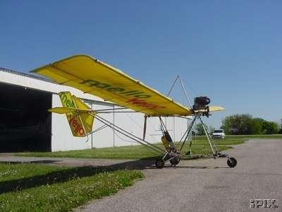 Swallow ultralight, amateur built, experimental, homebuilt aircraft