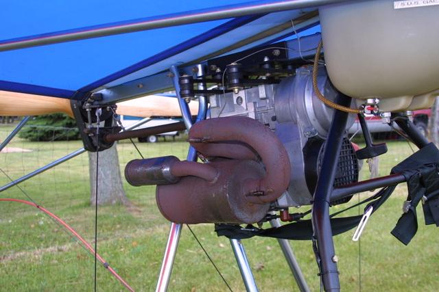 Cuyuna engine, Cuyuna aircraft engine - Cuyuna engine