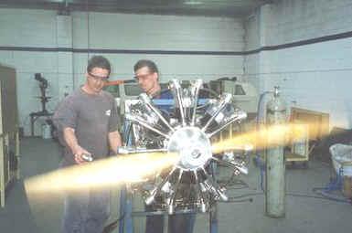Alternate aircraft engines, HKS engines, BMW engines