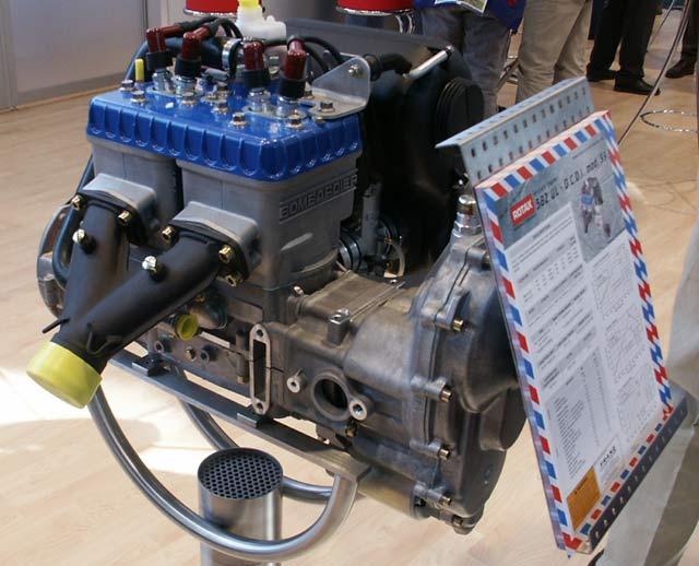 Rotax 582 service bulletins, Rotax 447 service bulletins, Rotax ...