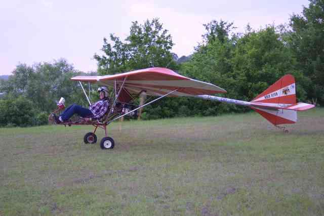 Сверхлегкий самолет своими руками