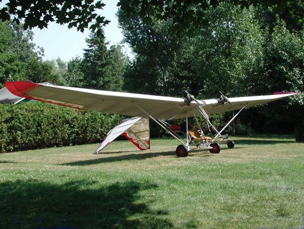 Lazair Ultralight Aircraft News Number 8