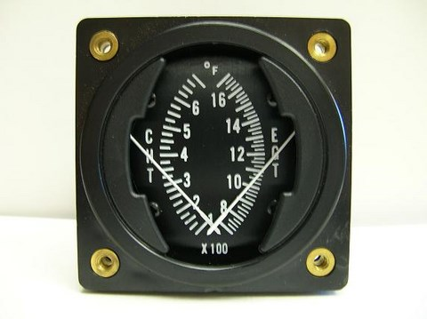 egt gauge troubleshoot