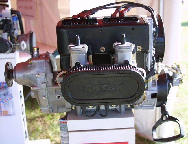 Rotax 503, Rotax 503 aircraft engine, 503 Rotax aircraft