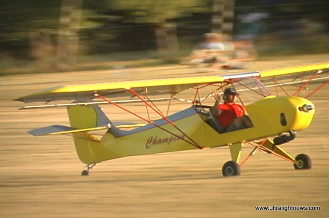 Avid Champion ultralight, Avid Champion ultralight aircraft, Avid