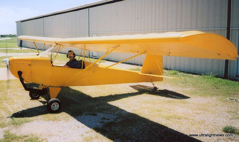Hipps J4 Sportster experimental aircraft pictures, Hipps J4