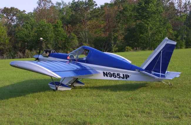 Karen: Wooden ultralight aircraft plans