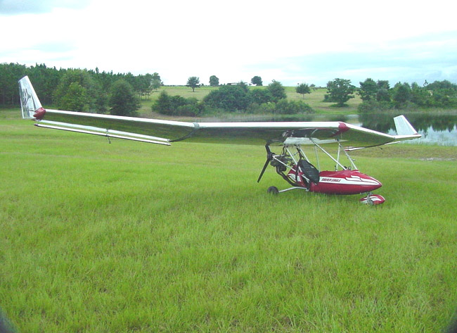 A10 Mitchell Wing Ultralight Mitchell Wing A 10 Motor