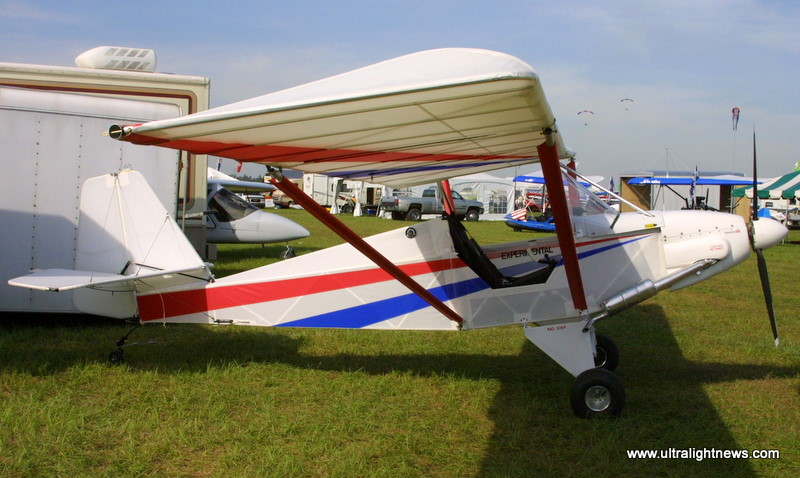 Sport Bearcat Ultralight, Sport Bearcat Ultralight Aircraft, Sport Bearcat  Ultra Lite Plane, Experimental Amateur Built Aircraft.