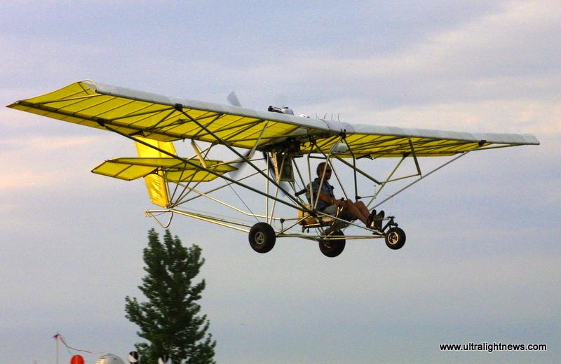 quicksilver sprint experimental aircraft pictures quicksilver rh ultralightnews com Ultralight Trike Aircraft QuickSilver Ultralight Pricing