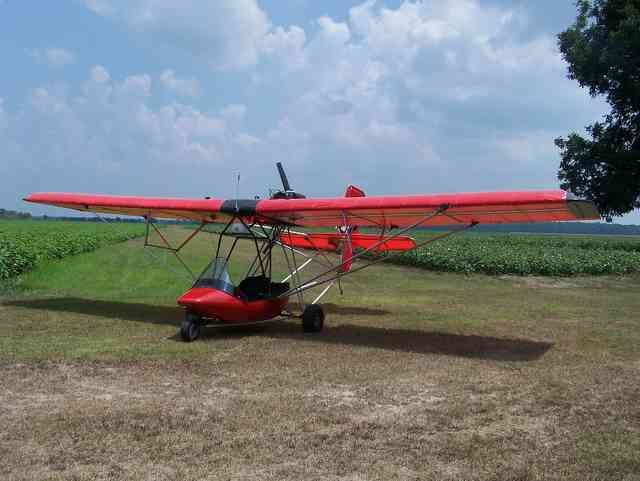 Two Place Ultralight Aircraft http://www.ultralightnews.com/sunfun98/breese-msquared.html