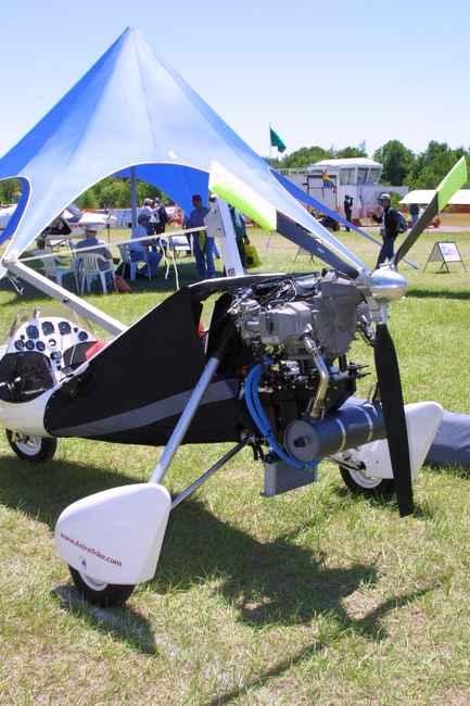 Astra HKS 700E Trike, Stellar Aircraft Astra ultralight trike
