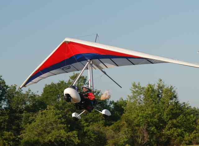 SkyCycle ultralight trike GT Manufacturing SkyCycle