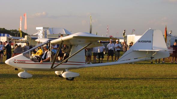 CGS, CGS Hawk, CGS Hawk Arrow, CGS Aviation manufacturers of light