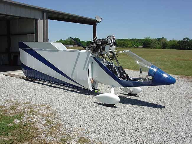 Kolb Firestar 2, the New Kolb Aircraft's Firestar 11