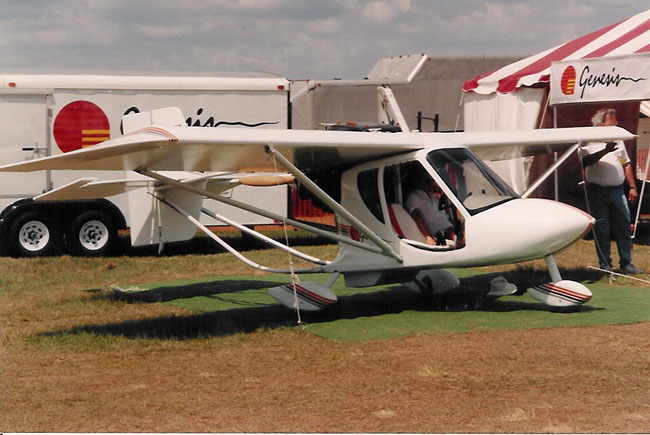 Two Place Ultralight Aircraft http://www.ultralightnews.com/ulbg2/slipstream-genesis.html