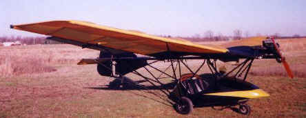 Two Place Ultralight Aircraft http://www.ultralightnews.com/ulbg2/weedhopper-aircraft.htm