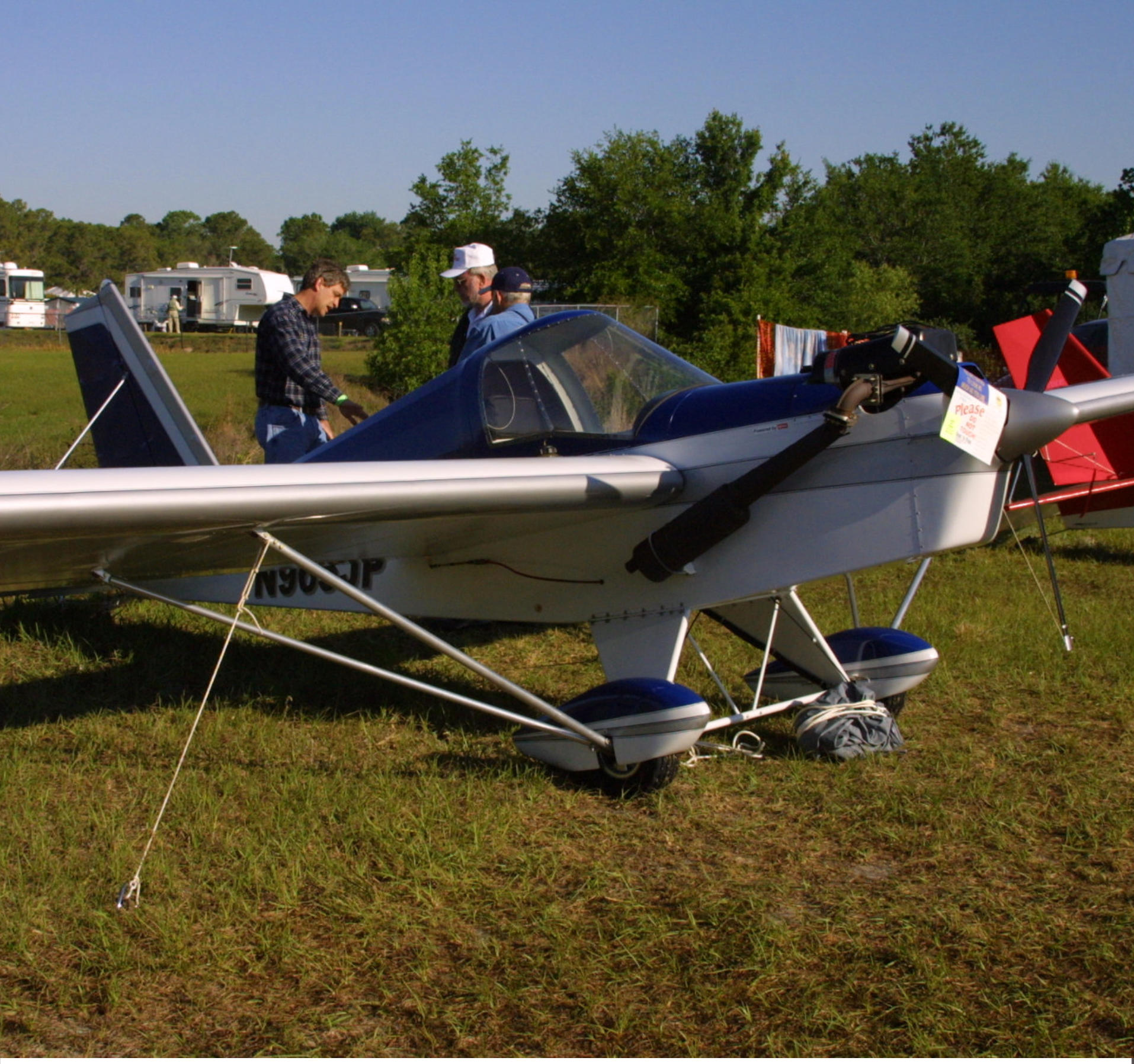 TEAM Mini Max - 12 Ultralight Aircraft that give the biggest bang