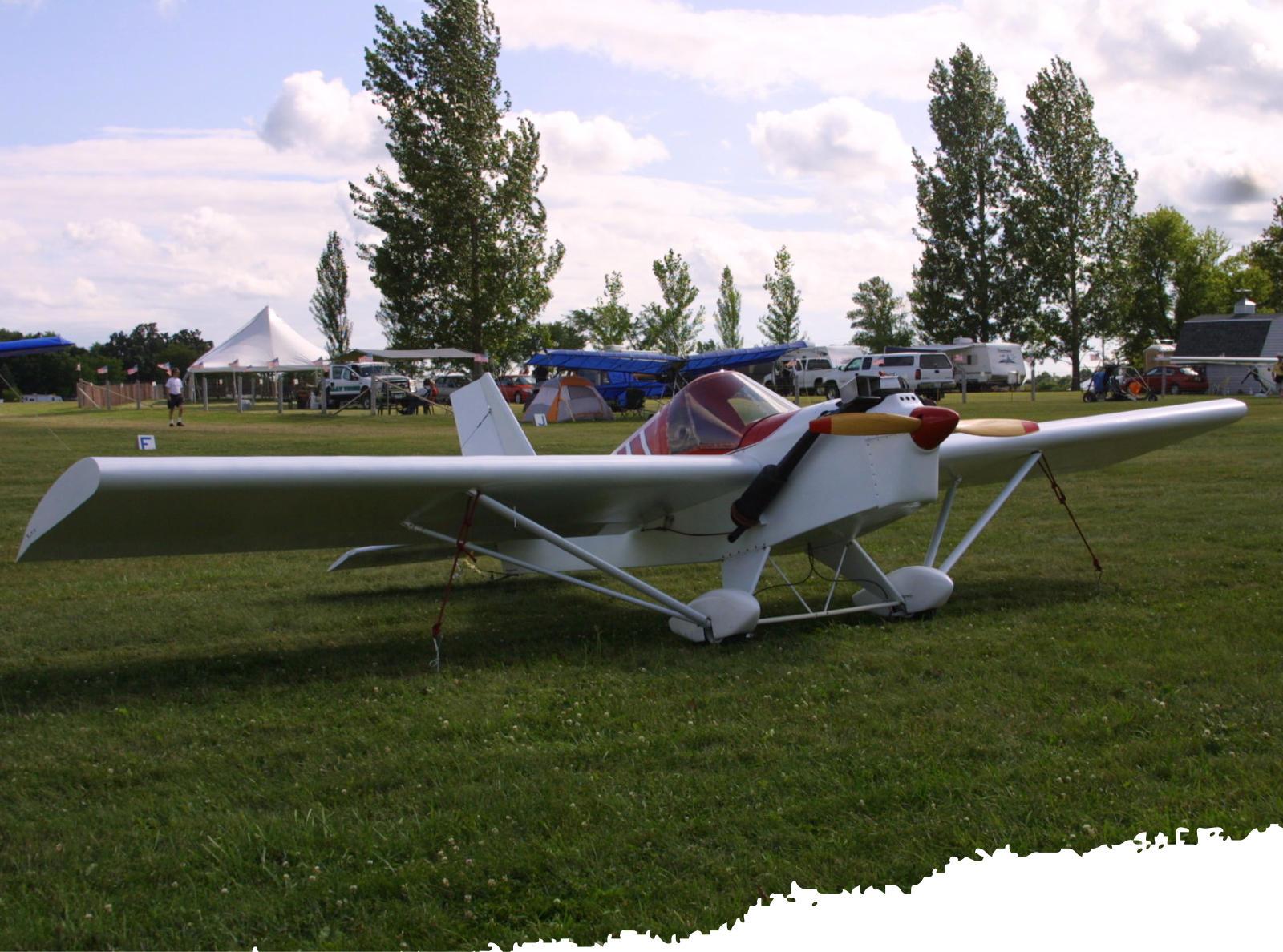 TEAM Mini Max - 12 Ultralight Aircraft that give the biggest bang